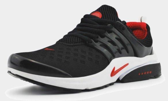 Nike Air Presto Essential черные с белым