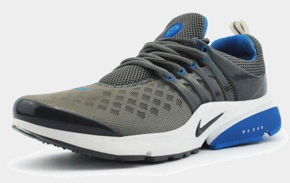 Nike Air Presto Essential серо-синие