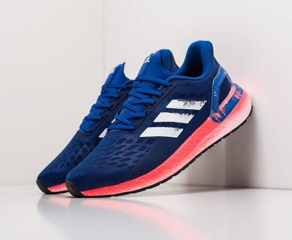 Adidas Ultra Boost 20 синие