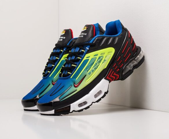 Nike Air Max Plus 3 разноцветные