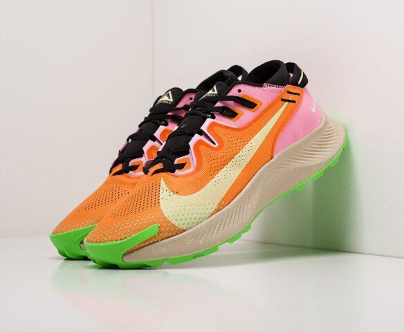 Nike Pegasus Trail 2 оранжевые